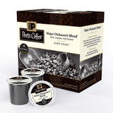 Peet's Coffee Keurig K-Cups, Major Dickason's Blend