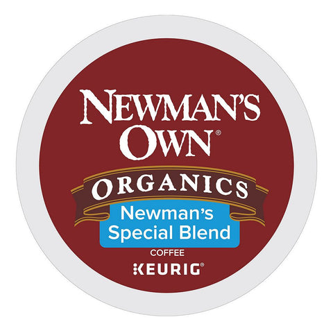 Newman's Own Coffee Keurig K-Cups, Newman's Special Blend