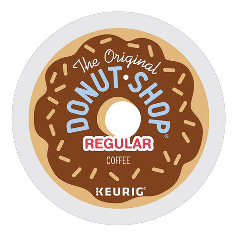 The Original Donut Shop Coffee Keurig K-Cups, Regular