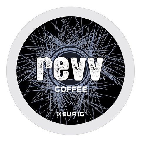 Revv Coffee Keurig K-Cups, Original
