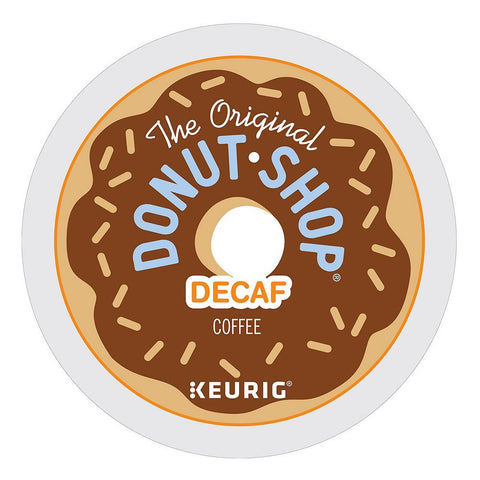 The Original Donut Shop Coffee Keurig K-Cups, Decaf