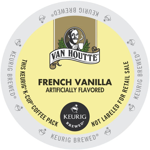 Van Houtte Coffee Keurig K-Cups, French Vanilla