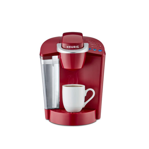 Keurig K55 Single-Serve Coffee Brewing System, Red