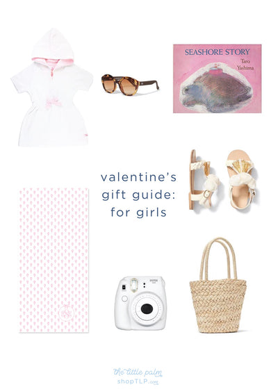 style guide : girl's valentine