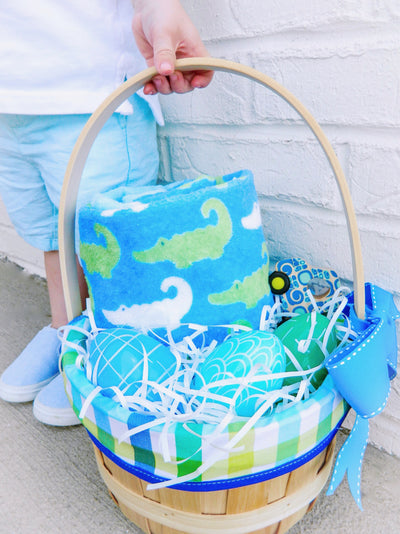style guide : easter baskets