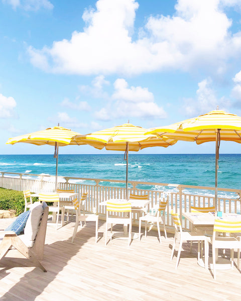 SUNNY DESTINATION ISSUE: THE BREEZE AT EAU PALM BEACH