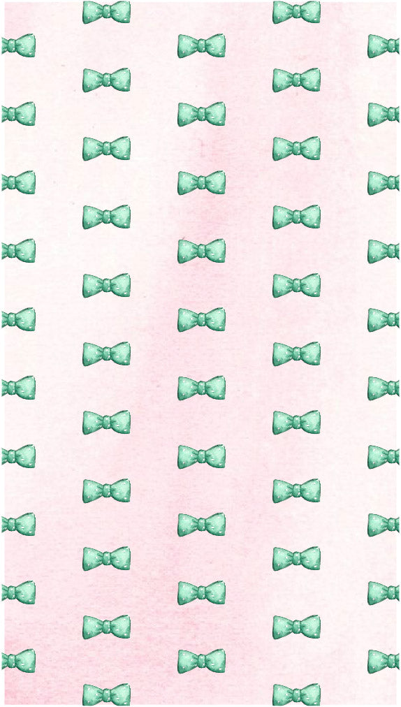 IPhone Wallpaper Free Download Preppy Bow Tie Watercolor