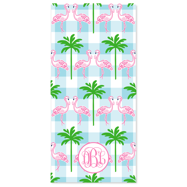 Personalized Beach Towel Hooded Wrap with Anchor