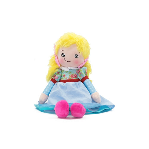 Rag Doll Personalized -Blonde Hair