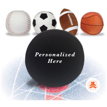 Hockey Puck Personalized Buddy