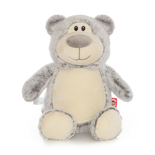 Bear Cubby (Grey)