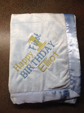 Infant Personalized Blanket