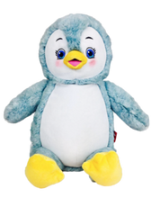 Blue Penguin Cubby (Signature)