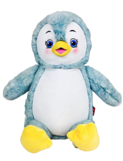 Penguin Cubby (Blue) Signature