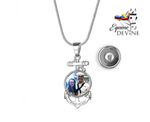 Load image into Gallery viewer, Anchors Away Necklace