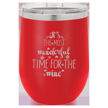It's the Most Wonderful Time for the Wine Tumbler