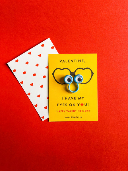 Eyes On You Valentine