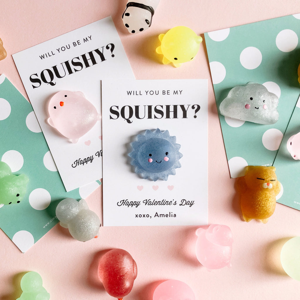 Will You Be My Squishy?