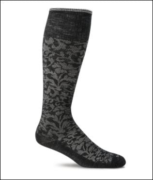 Sockwell Damask Compression Socks - 3 Colors!