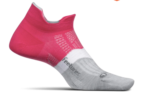 Feetures Light Cushion No Show Tab Socks - 2 Colors!