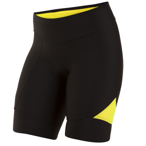 Pearl Izumi, f cuissard, Pearl Izumi W Select Pursuit Shorts - Cycle Robert Boutique Magasin Vélo LaSalle Montréal Fitting bike Trek bicycles