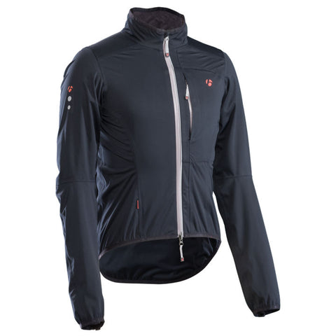 Bontrager, h manteaux, Bontrager RXL Stormshell Jacket - Cycle Robert Boutique Magasin Vélo LaSalle Montréal Fitting bike Trek bicycles