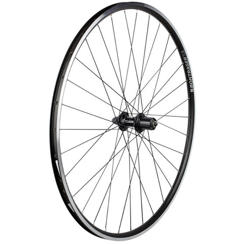 Bontrager, Wheel, Bontrager Roue Arrière TLR/FM-32 700c 32H - Cycle Robert Boutique Magasin Vélo LaSalle Montréal Fitting bike Trek bicycles