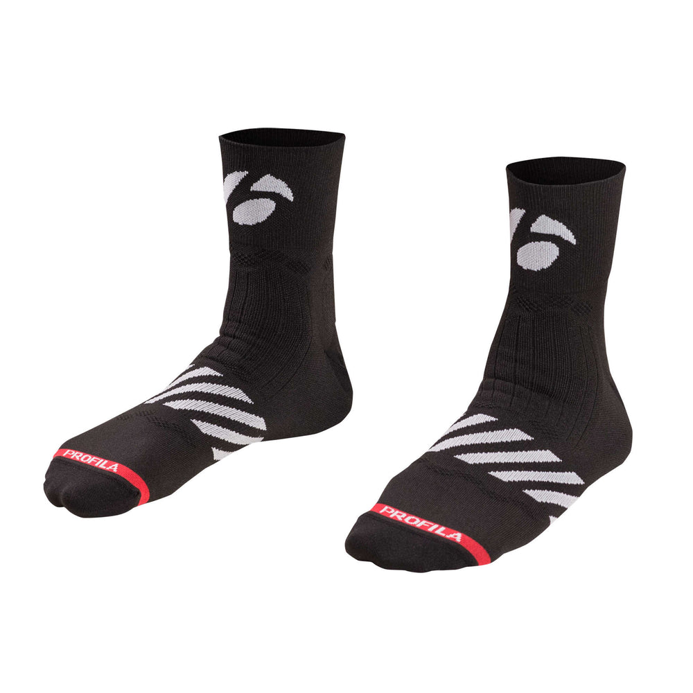 "Bontrager, Socks, BONTRAGER Velocis Chaussettes 2.5"" - Cycle Robert Boutique Magasin Vélo LaSalle Montréal Fitting bike Trek bicycles"