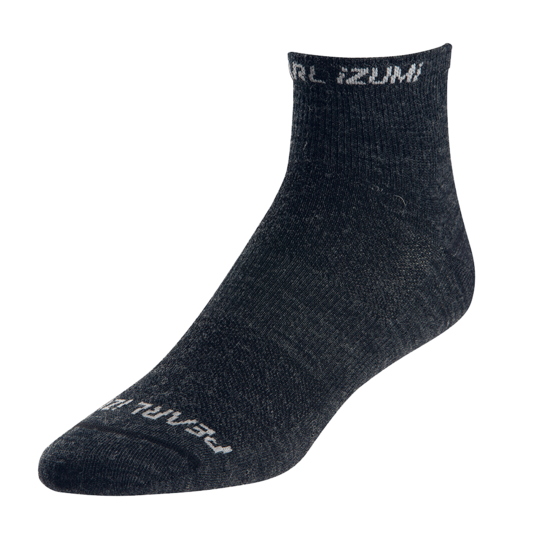 Pearl Izumi, mens, Pearl Izumi ELITE Low Wool Sock - Cycle Robert Boutique Magasin Vélo LaSalle Montréal Fitting bike Trek bicycles