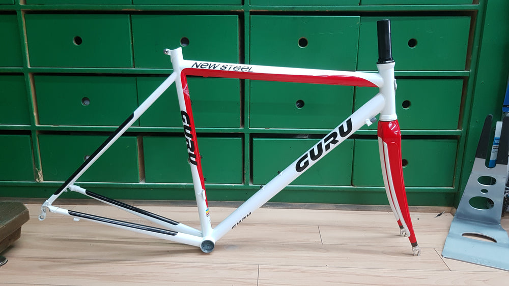 Guru New Steel 2009 Frameset