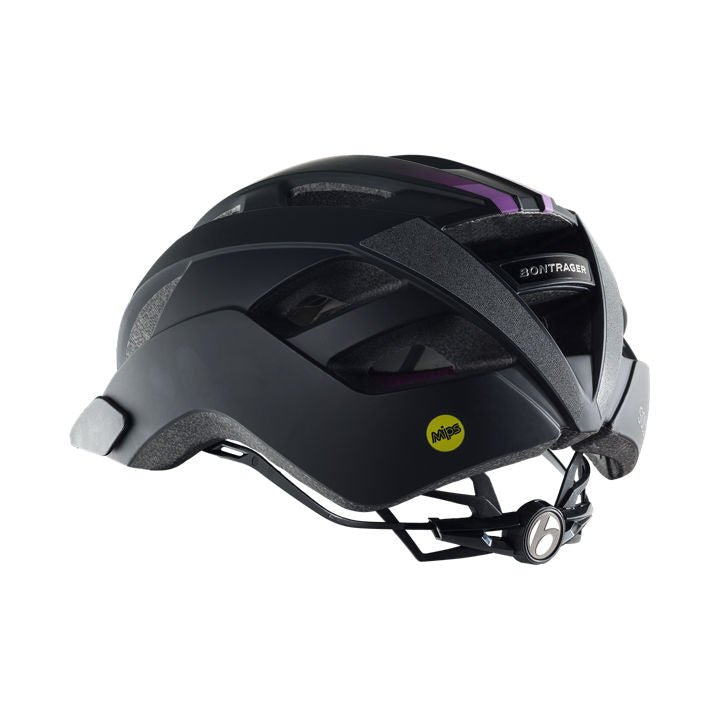 Bontrager, Helmet, Bontrager Solstice MIPS WSD (femmes) - Cycle Robert Boutique Magasin Vélo LaSalle Montréal Fitting bike Trek bicycles
