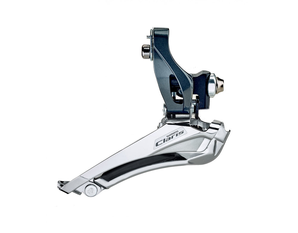 Shimano, Derailleur, Shimano Claris FD-R2000 double Front Derailleur - Cycle Robert Boutique Magasin Vélo LaSalle Montréal Fitting bike Trek bicycles