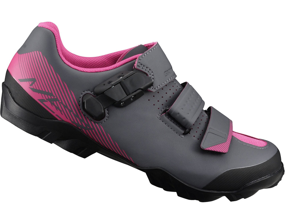Shimano, Shoes, Shimano ME3 Femmes - Cycle Robert Boutique Magasin Vélo LaSalle Montréal Fitting bike Trek bicycles
