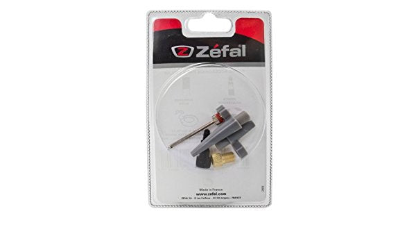 Zéfal, Tool, Zéfal Air Adaptor Set - Cycle Robert Boutique Magasin Vélo LaSalle Montréal Fitting bike Trek bicycles
