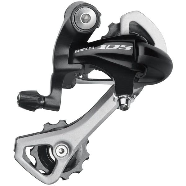 Shimano, Derailleur, Shimano 105 RD-5701-L GS Rear Derailleur - Cycle Robert Boutique Magasin Vélo LaSalle Montréal Fitting bike Trek bicycles