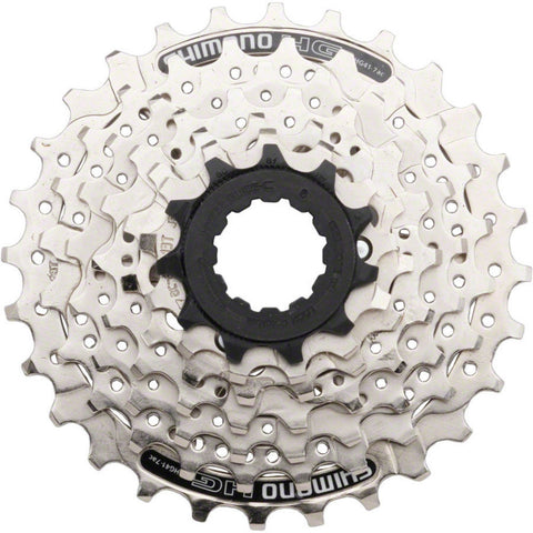 Shimano, cassette, Shimano Cassette CS-HG41 - 7 vitesses - Cycle Robert Boutique Magasin Vélo LaSalle Montréal Fitting bike Trek bicycles