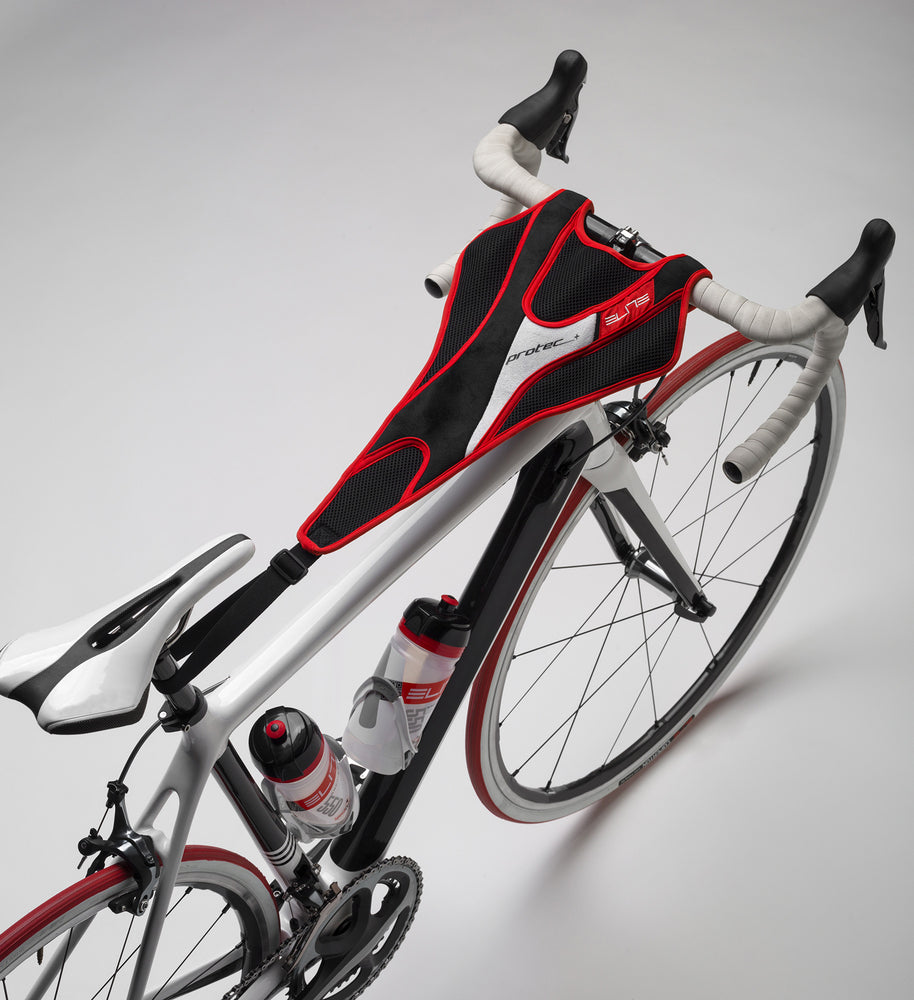 ELITE, Trainer, ELITE Protec Protège-Sueur pour Vélo - Cycle Robert Boutique Magasin Vélo LaSalle Montréal Fitting bike Trek bicycles