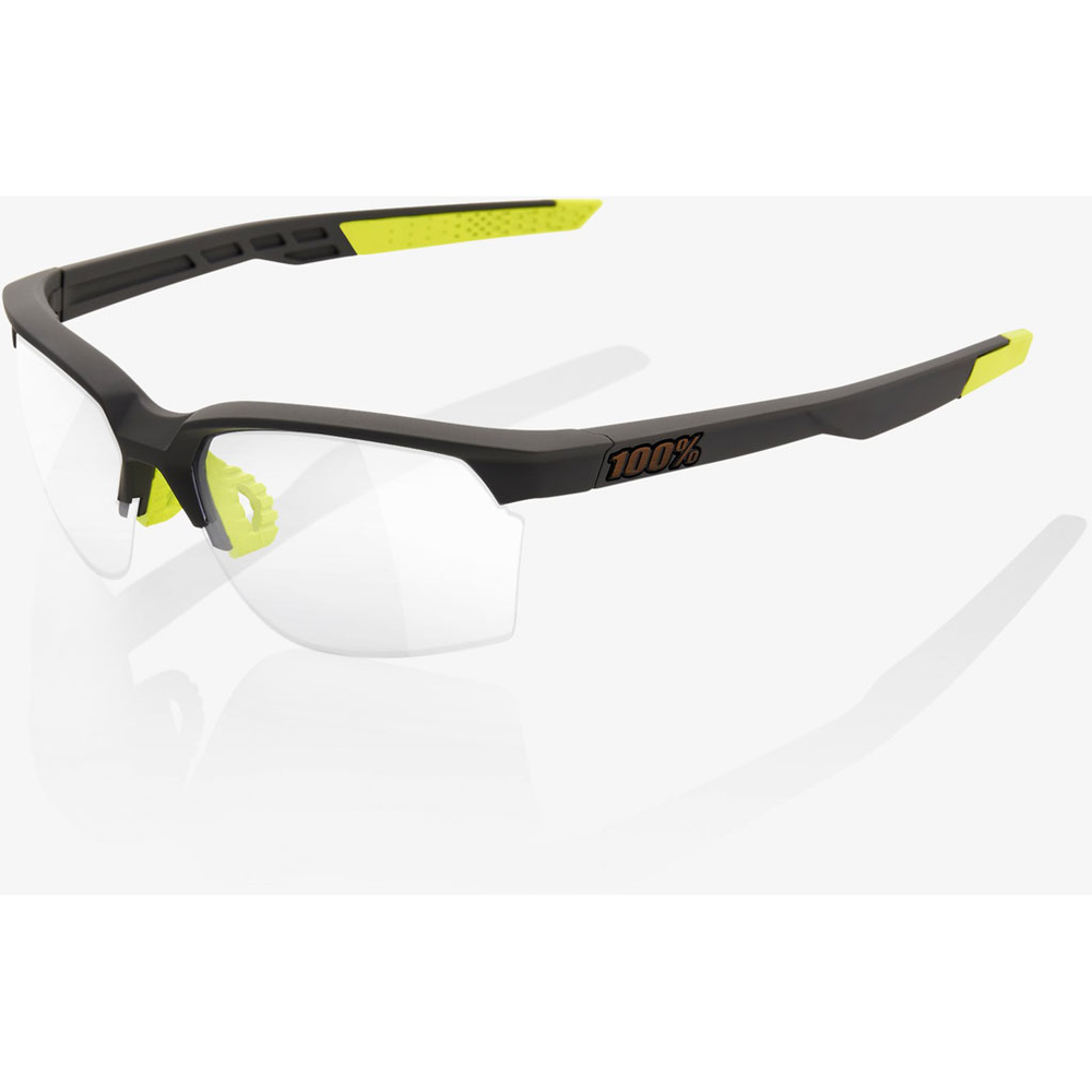 Ride 100% SportCoupe Soft Tact Grey / Photochromic