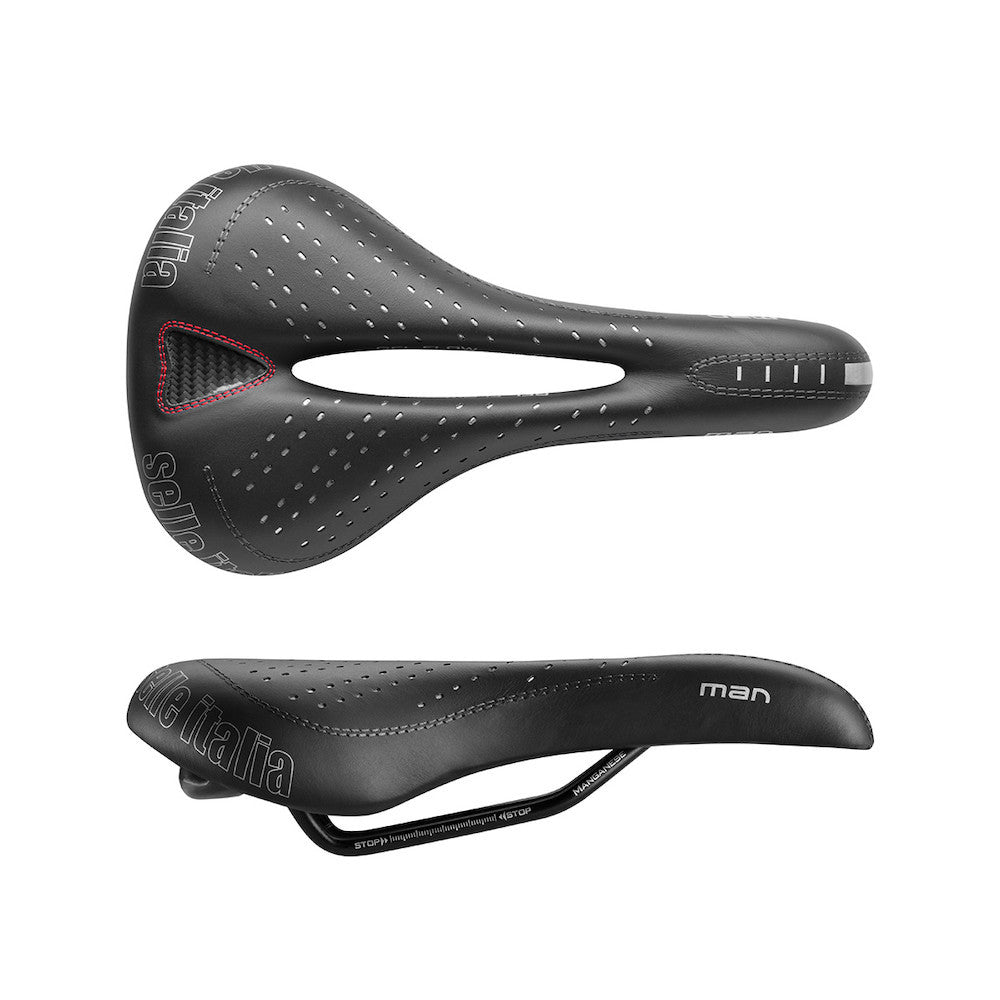 Selle Italia, Saddles, Selle Italia Man Gel Flow - Cycle Robert Boutique Magasin Vélo LaSalle Montréal Fitting bike Trek bicycles