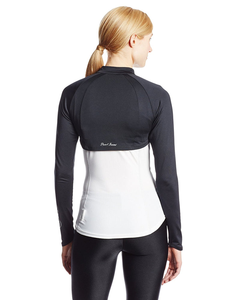 Pearl Izumi, f manteaux, Pearl Izumi - Ride Women's Symphony Shrug - Cycle Robert Boutique Magasin Vélo LaSalle Montréal Fitting bike Trek bicycles