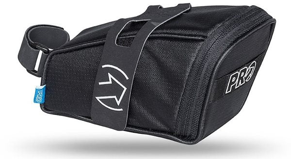 Shimano, sac, Shimano Pro Maxi Plus Strap Saddlebag - Cycle Robert Boutique Magasin Vélo LaSalle Montréal Fitting bike Trek bicycles