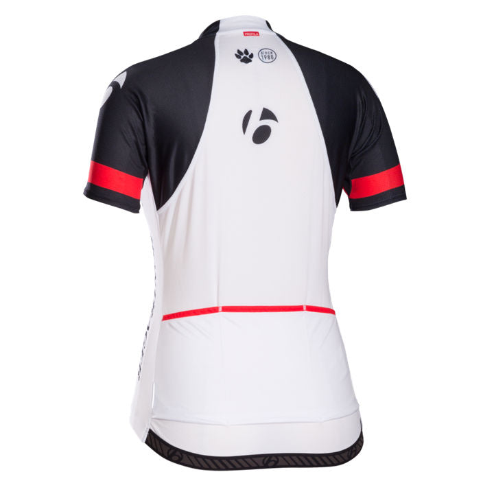 Bontrager, f maillot, Bontrager RL WSD Jersey - Cycle Robert Boutique Magasin Vélo LaSalle Montréal Fitting bike Trek bicycles