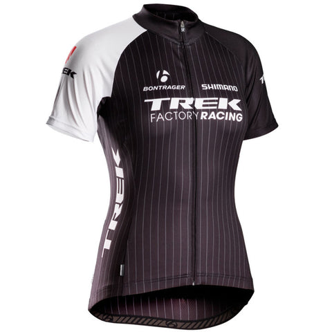 Bontrager, f maillot, Trek Factory Racing Replica - Cycle Robert Boutique Magasin Vélo LaSalle Montréal Fitting bike Trek bicycles