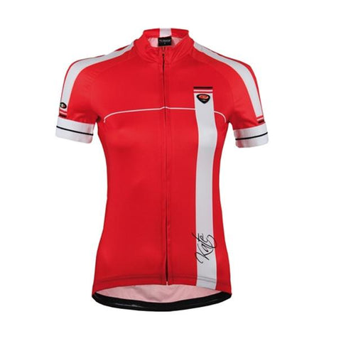 Bicycle Line, f maillot, Bicycle Line Kate Short Sleeved Jersey - Cycle Robert Boutique Magasin Vélo LaSalle Montréal Fitting bike Trek bicycles