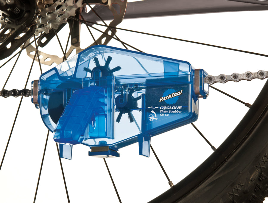 ParkTool, Tool, CYCLONE CHAIN SCRUBBER - Cycle Robert Boutique Magasin Vélo LaSalle Montréal Fitting bike Trek bicycles