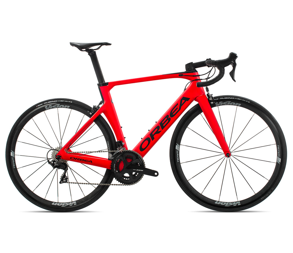 Orbea Orca Aero M30Team Red-Black 53cm