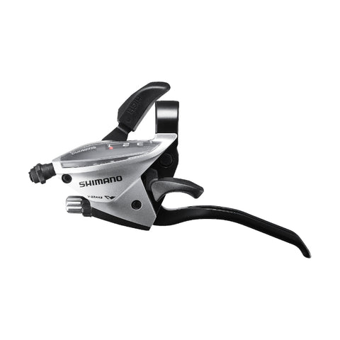 Shimano, shift/brake lever, Shimano ST-EF510-L4A EZ Fire Plus Shift-/Brake Lever - Cycle Robert Boutique Magasin Vélo LaSalle Montréal Fitting bike Trek bicycles