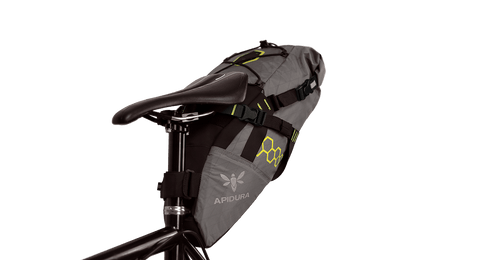 Apidura, sac, Apidura Saddle Pack - Cycle Robert Boutique Magasin Vélo LaSalle Montréal Fitting bike Trek bicycles