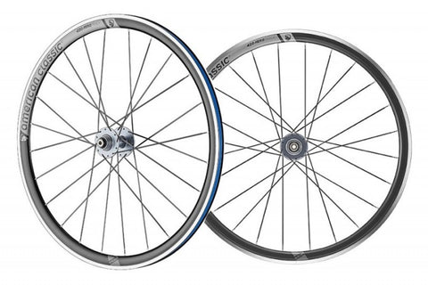 American Classic, Wheel, American Classic Aero 420 Tubeless - Cycle Robert Boutique Magasin Vélo LaSalle Montréal Fitting bike Trek bicycles