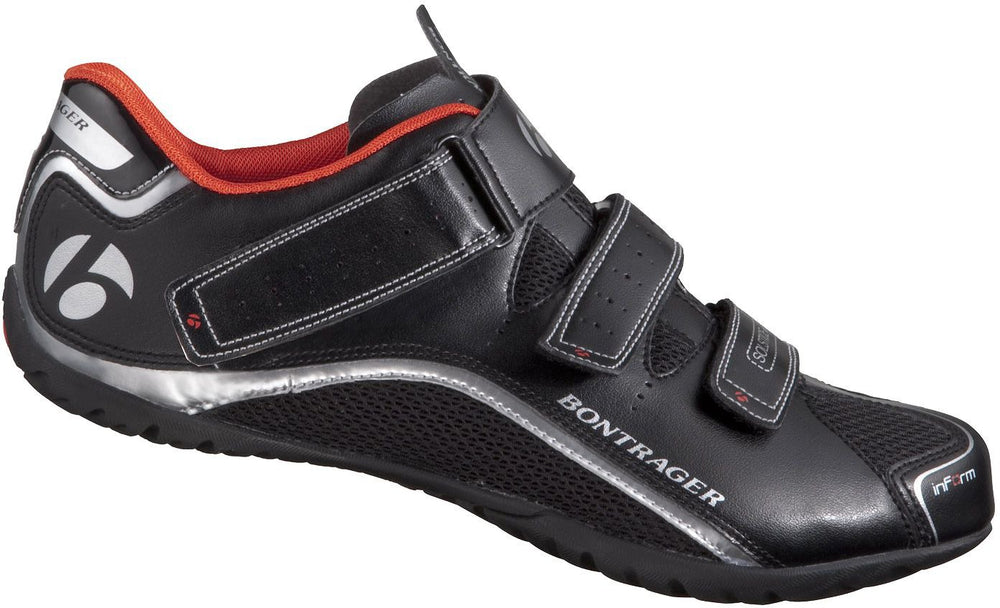Bontrager, Shoes, Souliers Bontrager Solstice (2016) - Cycle Robert Boutique Magasin Vélo LaSalle Montréal Fitting bike Trek bicycles